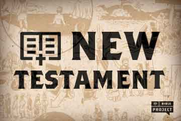 Read Scripture: New Testament